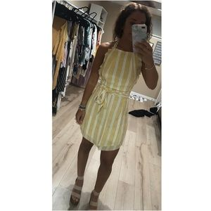 Skylar + Madison Striped Dress